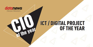 Imes Belgium - ICT project of the year